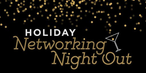 Holiday Mixer Tuesday, December 3rd, 2019