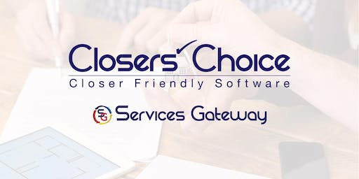 Coffee with Closers' Choice, RynohLive, and Target Surveying