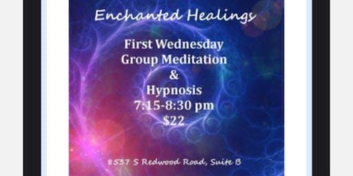 Wednesday Group Meditation/Hypnosis