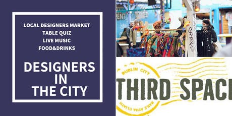 Designers in the city #TheThirdSpace tickets