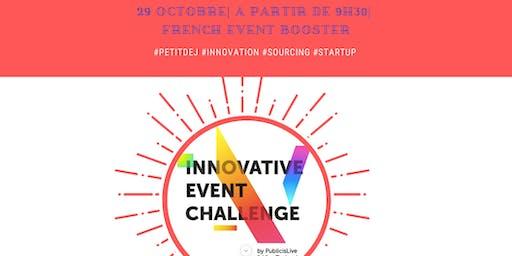 Reverse Pitch : INNOVATIVE EVENT CHALLENGE by Publicis & Viva Technology