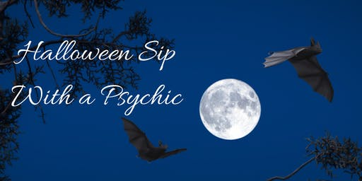 Halloween Sip With a Psychic