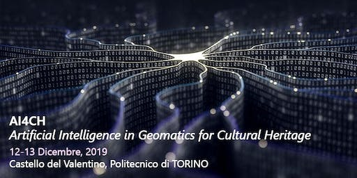 AI4CH - Artificial Intelligence in Geomatics for Cultural Heritage