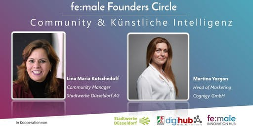 fe:male Founders Circle | Künstliche Intelligenz & Community Management