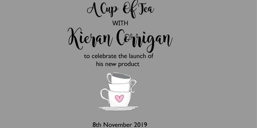 A Cup of Tea with Kieran Corrigan