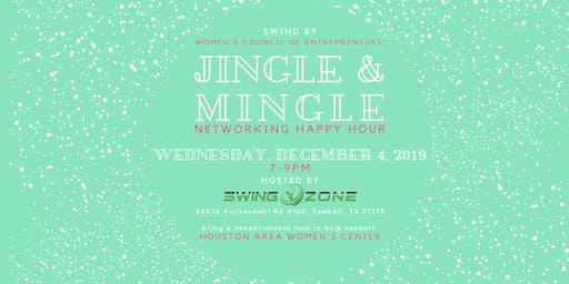 WCE's Jingle & Mingle Networking Happy Hour
