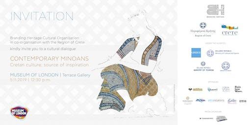 Contemporary Minoans | Cretan culture, source of inspiration