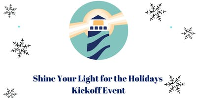Shine Your Light for the Holidays Kickoff