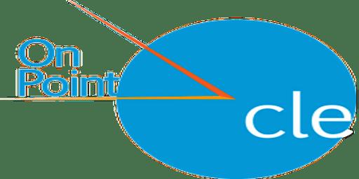 NJ CLE LIVE | 12 CREDIT LIVE CLE PASS |  MONDAY, DECEMBER 30, 2019