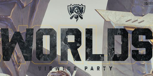#WORLDS19 Viewing Party