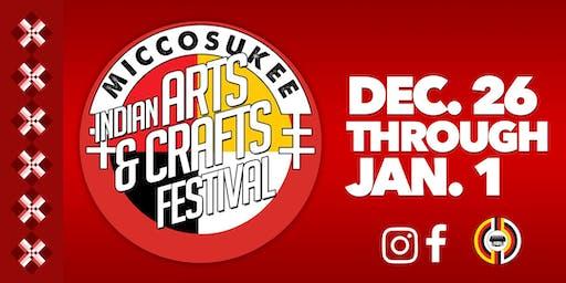 Miccosukee Indian Arts & Crafts Festival 2019
