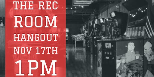 Creator Meet-Up at the Rec Room (Photographers, Videographers, YouTubers!)!