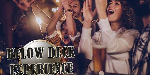 Staff Christmas Party- Lysaght Below Deck Experience