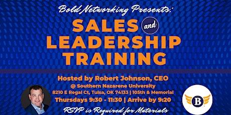 Sales & Leadership Growth Hacking | Tulsa Metro tickets