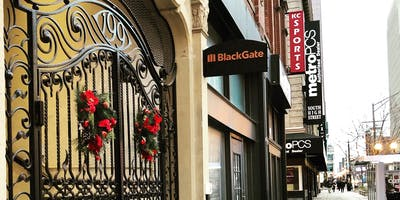 Black Gate Holiday Party 2019