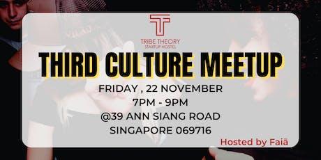 Third Culture Meetup tickets