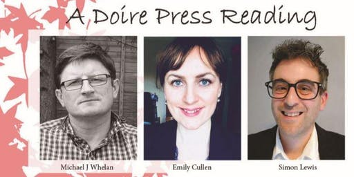 Flesh and Blood: Doire Press Readings