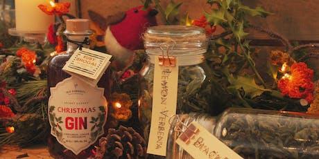 Christmas G&Tea Workshop tickets