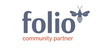 Journée d'information EBSCO sur le projet et la communauté FOLIO billets