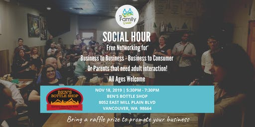 Social Hour and Networking (November)