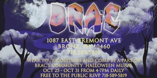 Halloween Community Art Workshops