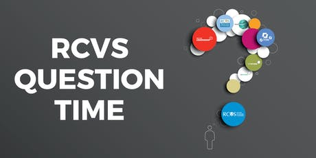 RCVS Regional Question Time  - De Vere East Midlands Conference Centre, Nottingham tickets