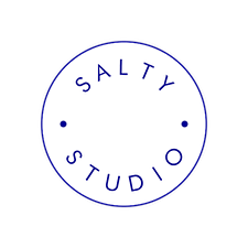 Salty Studio logo