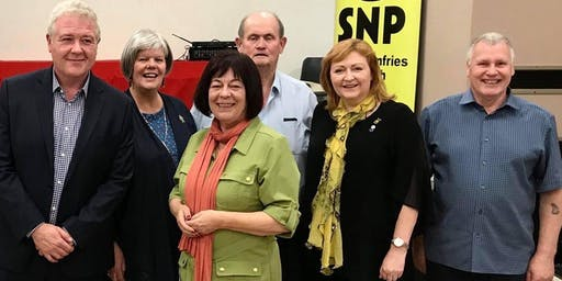 An Evening with Amanda and friends - Dumfriesshire Campaign Launch for DCT