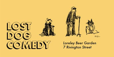 event image Lost Dog Comedy: FREE STANDUP COMEDY SHOW! 11/5/19