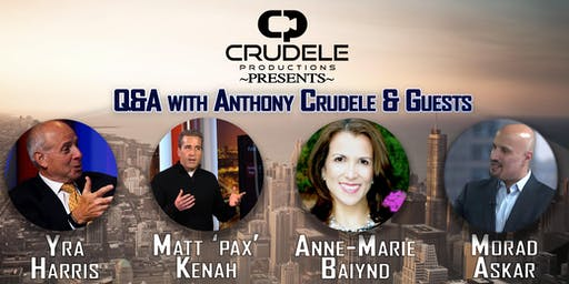 Trader Meetup with Anthony Crudele