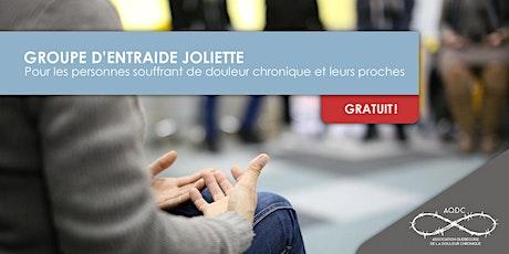 AQDC : Groupe d'entraide Joliette billets