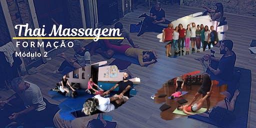Formação em Thai Massagem - Módulo 2