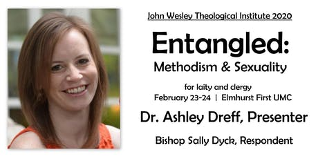 """Entangled: Methodism and Sexuality"" JWTI 2020 tickets"