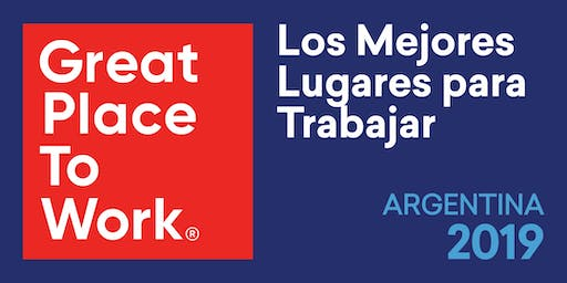 Premiación Great Place to Work