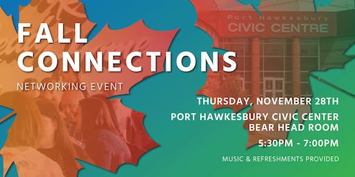 Fall Connections - Networking Event