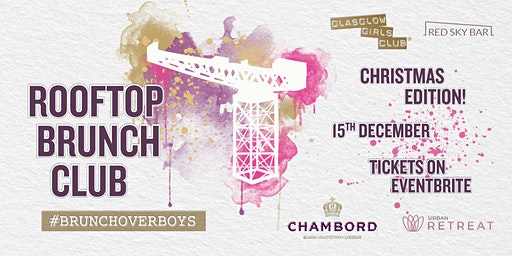 THE ROOFTOP BRUNCH CLUB - CHRISTMAS