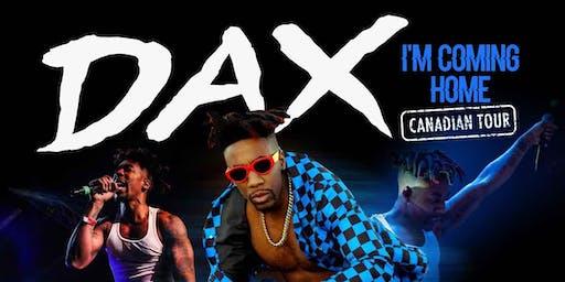 Dax Live In Kingston
