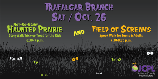 Not-So-Scary Haunted Prairie & Field of Screams