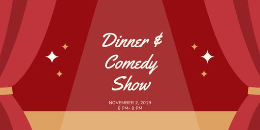 Iberian Rooster Dinner & Comedy Show
