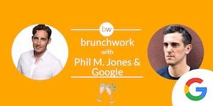 Sales & Google brunchwork