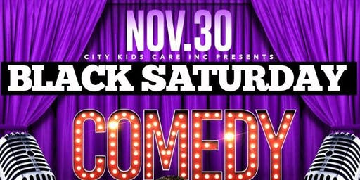 The Black Saturday Comedy Show Fundraiser