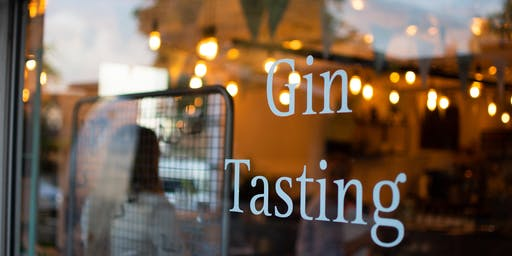 A Gin Masterclass at The Gog! Limited availability!
