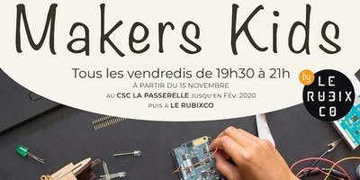 Atelier Makers Kids #1