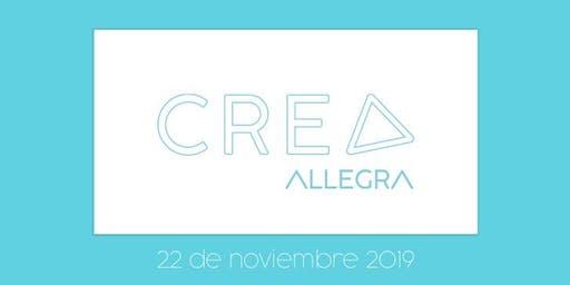 CREA, varieté en Allegra