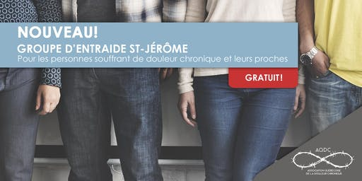 AQDC : Groupe d'entraide St-Jérôme