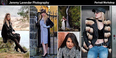 Portrait Photography Workshop for Beginners tickets