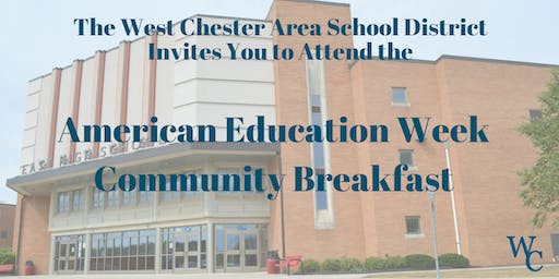 American Education Week Community Breakfast