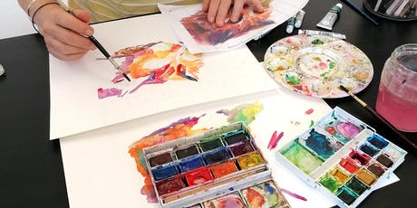 Winter Season: Watercolour Painting Workshop tickets