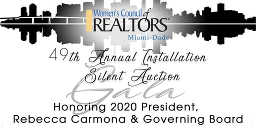 49th Annual Installation and Silent Auction Gala