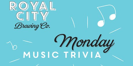 Monday Music Trivia tickets